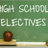 Elective Registration for Current 9th and 10th Grade Students