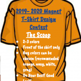 Student-Design Magnet Shirt: Voting Ends Friday!